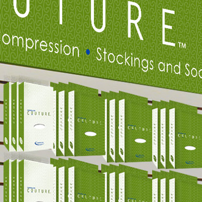 Carolon COUTURE Store slat wall design cover