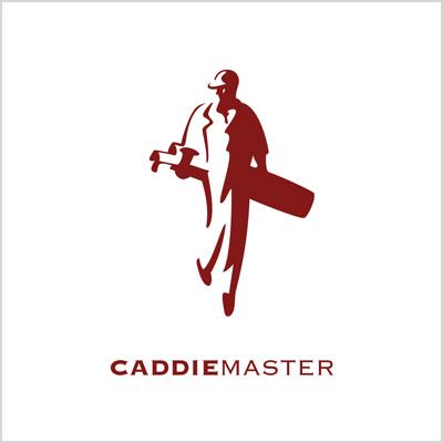 CaddieMaster logo design cover