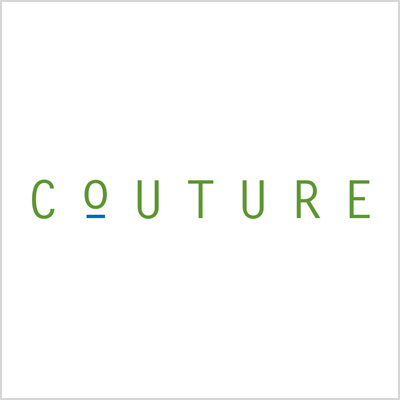 Carolon COUTURE logo design cover