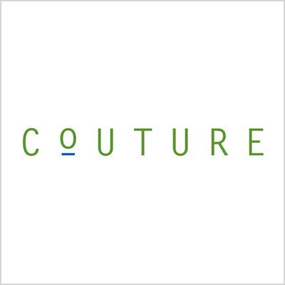 Carolon COUTURE logo design cover