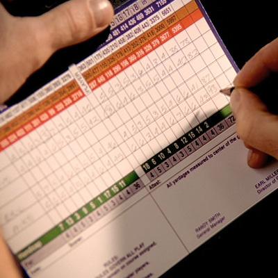 Golf Pride TV Cover