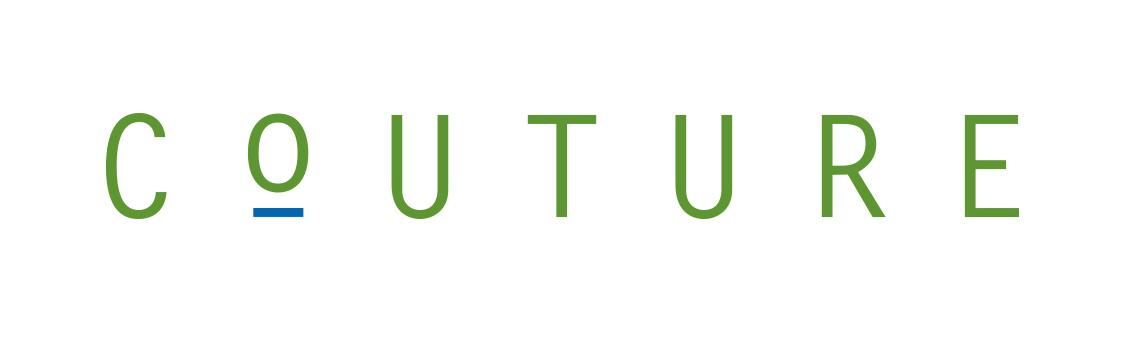 Carolon COUTURE logo design