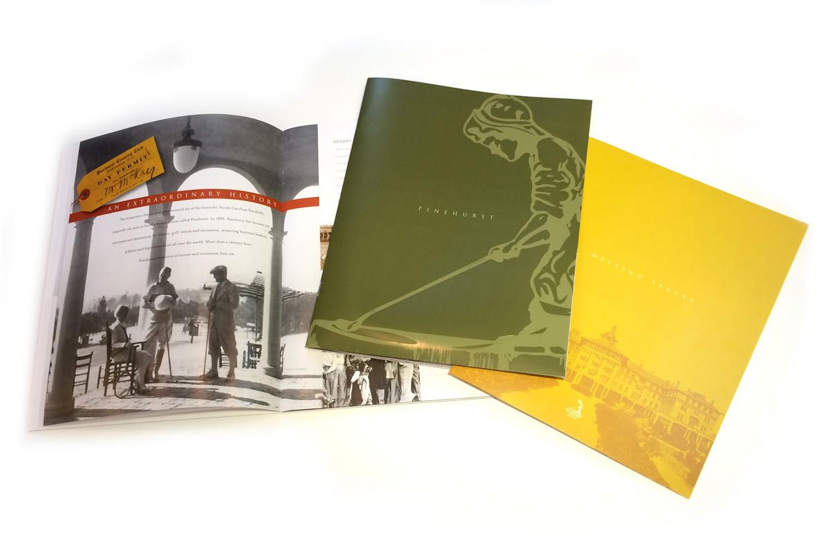Pinehurst Resort - Group Sales brochure