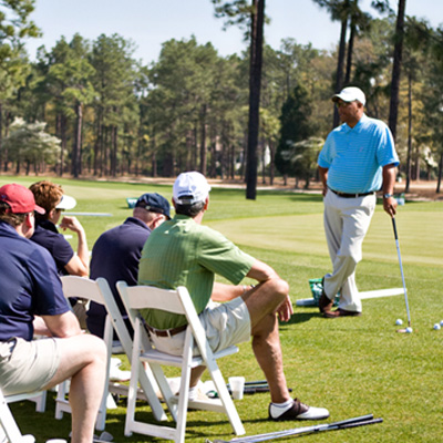 Pinehurst Golf Academy 10,000 email cover