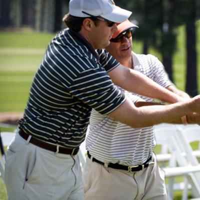 Pinehurst Golf Academy email cover