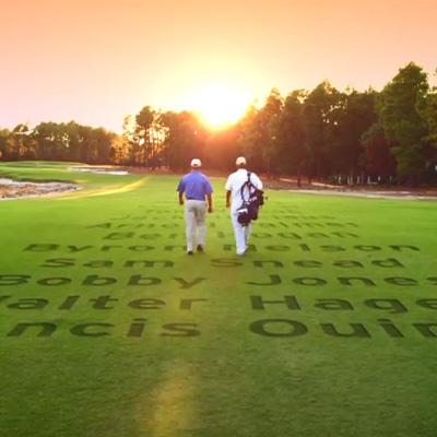 Pinehurst Resort Legends and Championships TV Spots cover