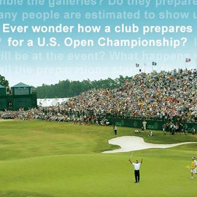 Pinehurst Resort U.S. Open Championship email cover