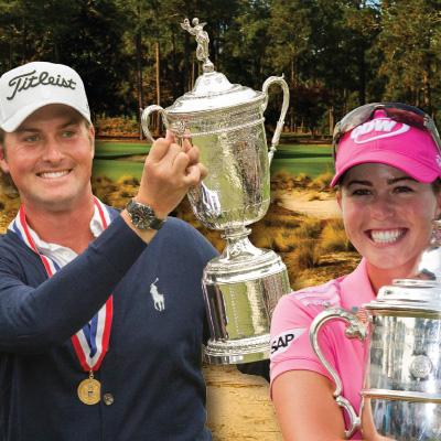 Pinehurst Resort 2015 U.S. Open Championship Display ad cover
