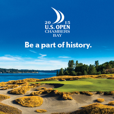 USGA 2015 U.S. Open Championship Display ad cover