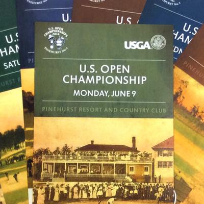 USGA - U.S. Open Championship and U.S. Open Women's Championship Tickets cover